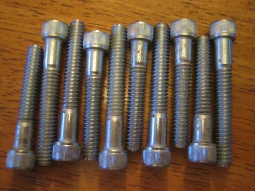BSA B25/B44/B50 1969> Chaincase Screw Set, ASS30.