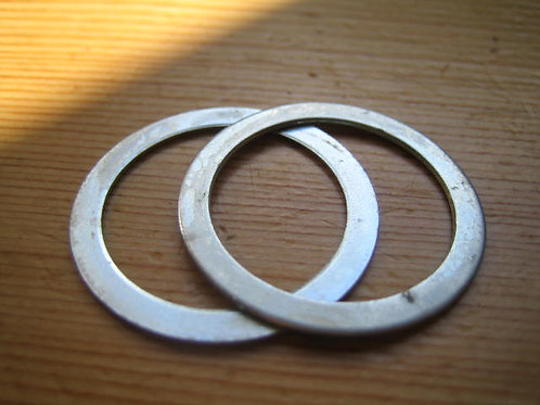 Pair Fork Top Nut Washers, MH90-5256
