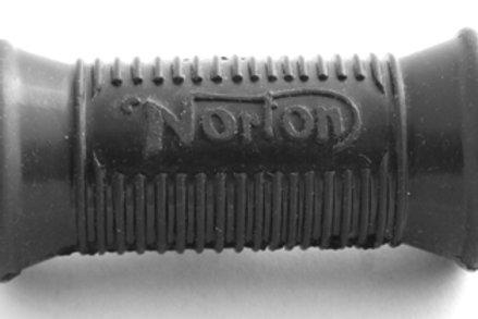 Norton Logo'd Kickstart Rubber, 71008L