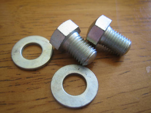Pair Front Mudguard Stay Bolt, M67-8313