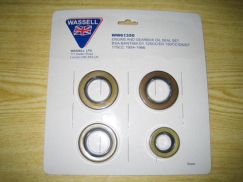 Oil Seal Set, 61350
