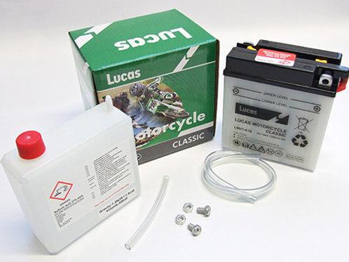 Lucas 6v Battery, 09171L