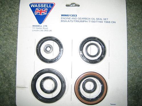 Oil Seal Set, 61353