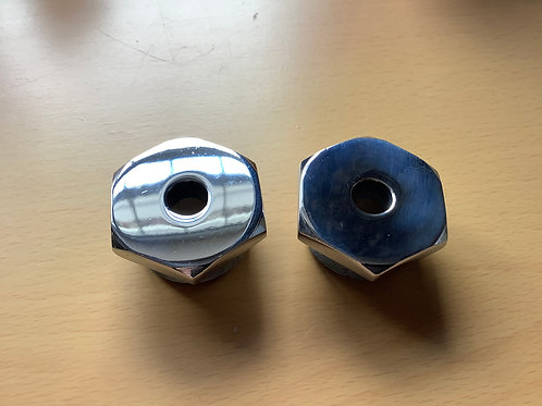 Used Fork Stanchion Top Nuts: 90-5027. G78