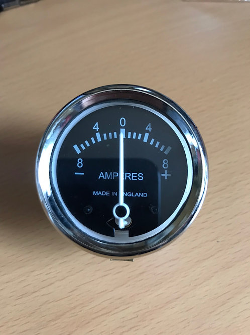Ammeter -8-0-8+, Discounted