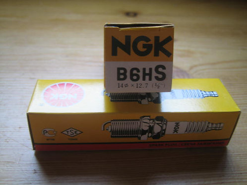 NGK B6HS Plug, 34040