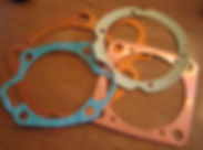 Cylinder Head, Base & Copper Gaskets.JPG