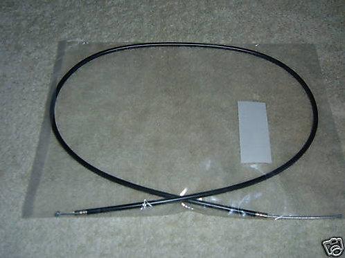 BSA C15 & B40 Throttle Cable: 80035