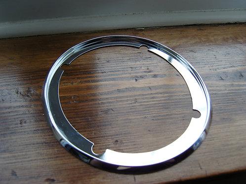 Chrome Headlight Backing Rim, 40-5058, G107B