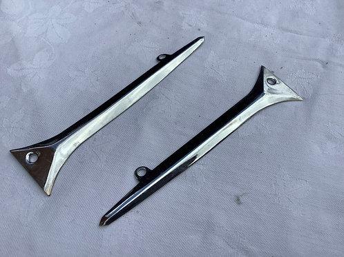 Triumph Nacelle Chrome Flashes