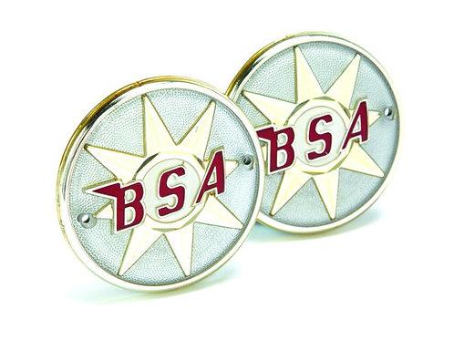 Petrol Tank Badges, Round, 28870
