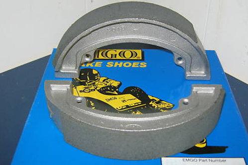 Emgo Brake Shoe Set, 38247