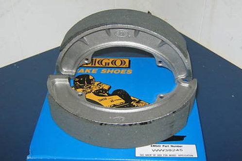 Emgo Brake Shoe Set, 38248