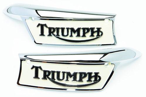 Petrol Tank Badges, Triumph, 27744P