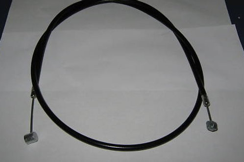 BSA Bantam D1, D3 & D5 Clutch Cable, 80646