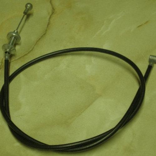 BSA B31, B32, B33, B34 & A7 Brake Cable: 42-8670. 80784