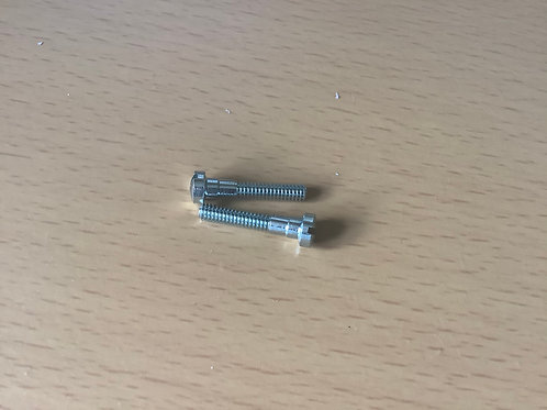 4 Tank Badge Screws, 82-8250 / F8250. V38