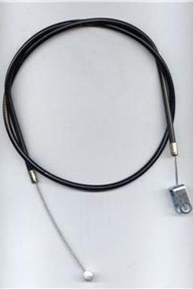 BSA B31, B32, B33, B34 & A7 Brake Cable: 42-7893. 80787