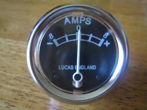 Genuine Lucas 8-0-8 Ammeter, 19021