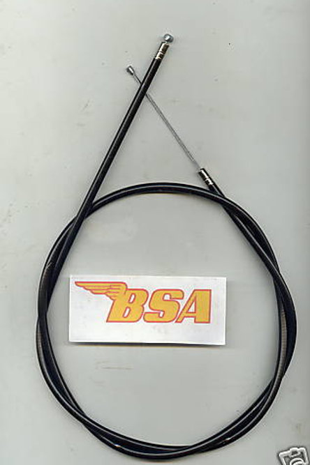 BSA B40 & A7 Throttle Cable: 67-8530. 80053
