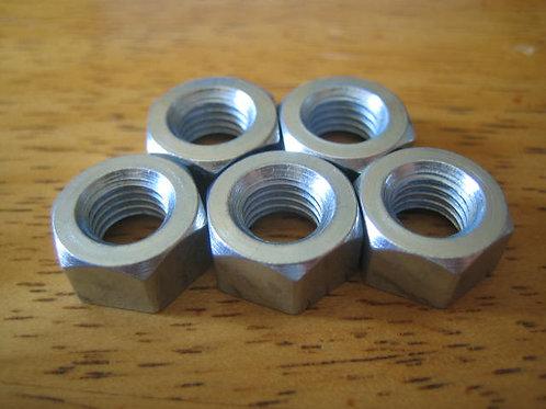"""3/8"""" X 26 TPI Nuts, (5), 04036"""