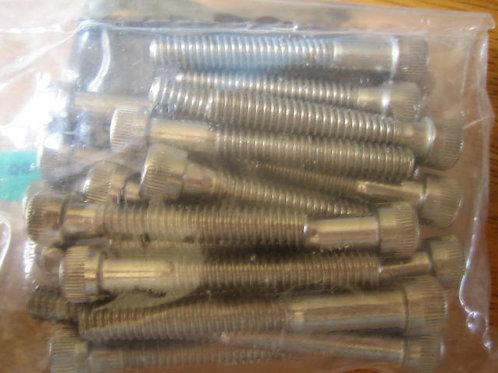 BSA A50/A65/A7/A10, UNC Threads, Engine Screw Set, 89209