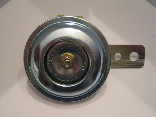 Zinc Plated 6v Horn, wwhel001