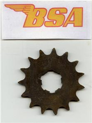 Bantam 15T Gearbox Sprocket, 90-0068, 28969