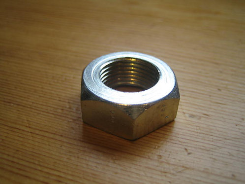 Rear Wheel Spindle Nut, H413.