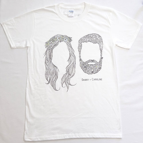 Beauty and the Beard T-Shirt