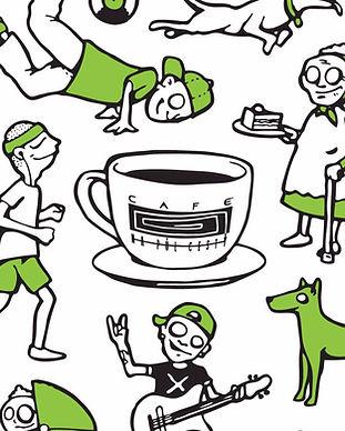 Cafe na půl cesty, park pankrác, kafe pankrác, pivo pankrác, vegan parkác, pankrác koncerty, pankrác akce, akce praha