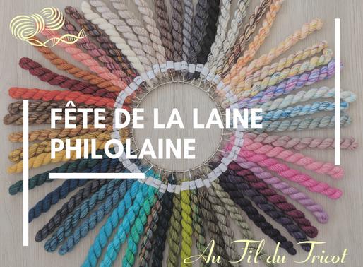 Premier Festival - Fête de la Laine Philolaine