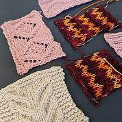 Atelier et cours apprendre à bloquer son tricot.