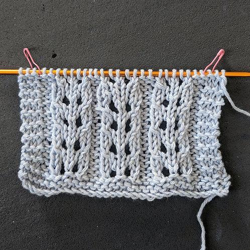 Cours de Tricot Virtuel / Virtual Knitting Class 1h