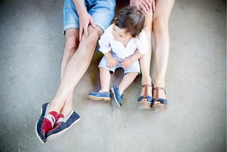 Philippe, 6-9 mois et famille lifestyle