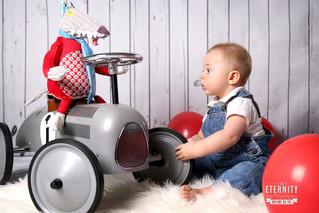 Philéas, séance photo bébé 6-9 mois