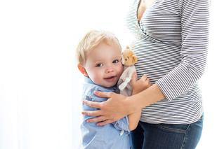 Ingrid, grossesse à domicile