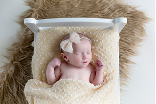 Julia, nouveau-né