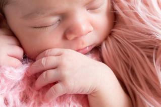 Gabriela, nouveau-né