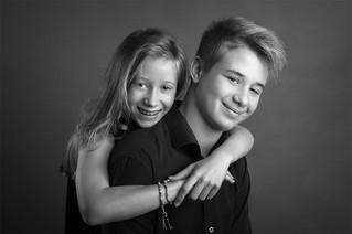 Elisa et Mathieu, portraits d'ado