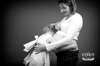 Camille, séance photo maternité et famille
