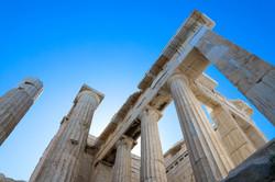 La cima de Atenas