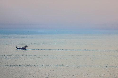 Lancha de mar