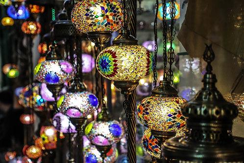 Lámparas mágicas