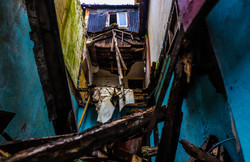 Un Porto abandonado