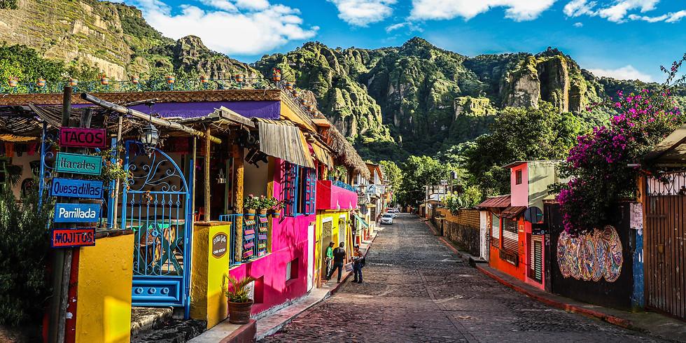 Tepoztlán - Pueblo Mágico