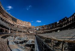 Los colores del Coliseo