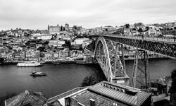 Porto en B/N