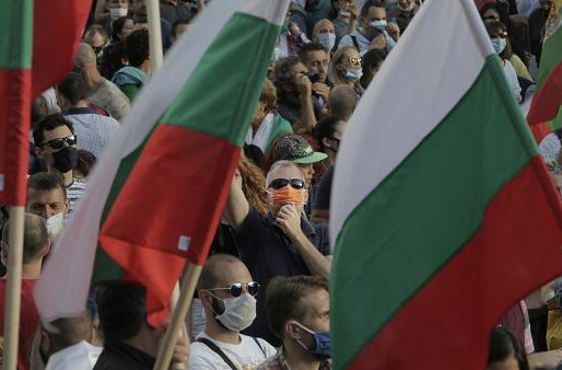 Bulgaria's Political Flames are Engulfing the Country