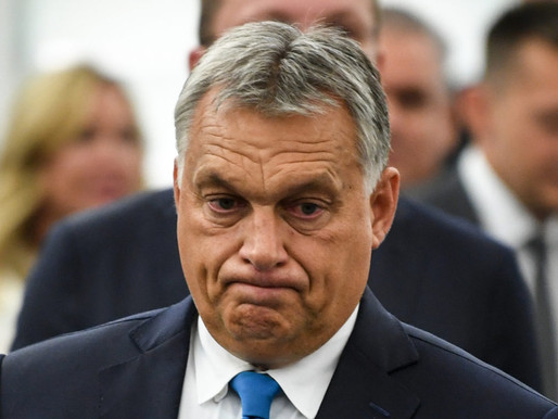 Hungary's Prime Minister Viktor Orban Moves to Fight the Coronavirus with Authoritarianism
